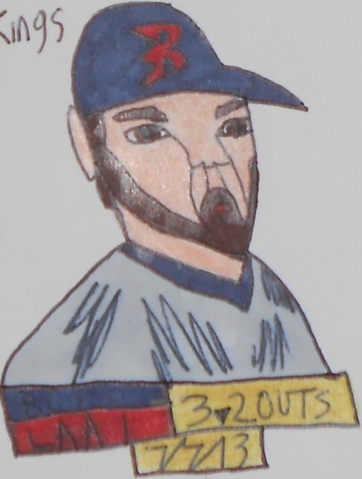 John Lackey by armattock
